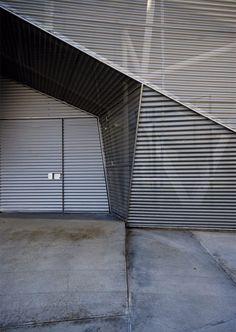 Diagonal80. Proyecto de Amid.Cero9. exterior metálico
