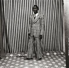 Mali : Malick Sidibé, « portraitiste naturaliste »