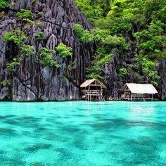 Stunning Photos Of Palawan, The Most Beautiful Island In The World - Loud In Naija Palawan Island, Coron Palawan, Philippines Destinations, Philippines Travel, Beautiful Islands, Beautiful World, Manila, Filipino, Travel Cards