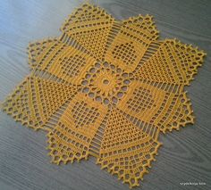 Reklam Ve Ürün Ve Tanitimi 💌 On Instagr - Diy Crafts Crochet Doily Diagram, Crochet Lace Edging, Crochet Doily Patterns, Crochet Blocks, Crochet Squares, Filet Crochet, Crochet Designs, Crochet Flowers, Crochet Dollies