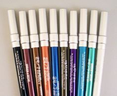 Urban decay eyeliners  #fitness #weight #fat #health #beauty