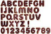 Chocolate Alphabet (Yummie!!)