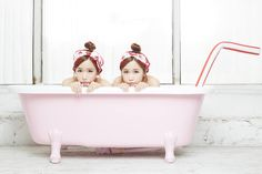 "Strawberry Milk (Crayon Pop's ChoA and Way) Reveal Adorable Teaser Photos for Debut Album, ""Jackpot"""