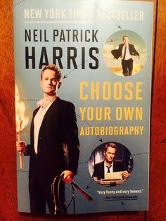 Neil Patrick Harris Choose Your Own Autobiography (full review at link)