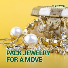 Do you know how to pack jewelry so nothing gets lost or for How to pack jewelry for moving