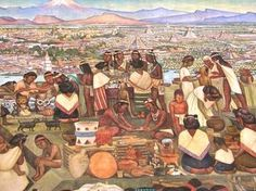 Economy: The Aztecs economy was based mostly on agriculture and trade. They learned advanced agronomy techniques like crop rotation and the chinampa farming system. The market was where farmers and craftsmen traded.