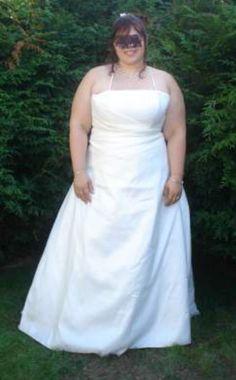 je vends ma robe de marie achete en 2006 chez point mariage herblay achete - Point Mariage Herblay