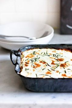 Rosemary Chicken Lasagna | The 20 Recipes That Won Pinterest This Year