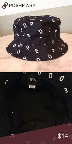 Dope Bucket Hat Dope Bucket Hat dope Accessories Hats