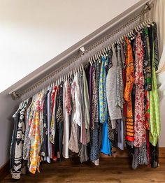 Dormer Bedroom, Attic Bedroom Storage, Attic Master Bedroom, Attic Bedroom Designs, Attic Rooms, Closet Bedroom, Eaves Storage, Loft Storage, Stair Storage