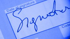 What's the Best Way to to Sign Documents Electronically (Without Scanning Them)?