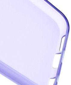 Samsung Galaxy S6 TPU Case Paars
