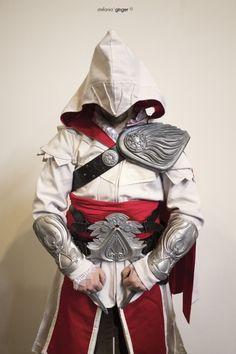 Personaggio: Ezio Auditore da Firenze Gioco: Assassin's Creed 2 Brotherood PH: @lucyginger93