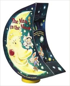 Man in the Moon Bedtime Stories: Catherine Solyom, Pawel Pawlak - Makes a wonderful gift for new moms!