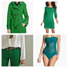 how to wear emerald