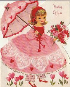 Vintage christmas christmas greetings and vintage valentines