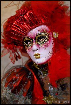 Venice Carnival mask make up Venice Carnival Costumes, Mardi Gras Carnival, Venetian Carnival Masks, Carnival Of Venice, Venetian Masquerade, Masquerade Ball, Venice Carnivale, Venitian Mask, Costume Carnaval
