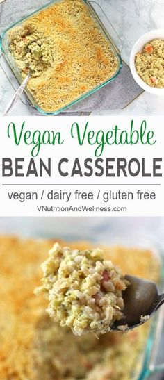 Vegetable Bean Casserole