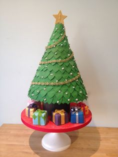 Merry Christmas and Happy Holidays from the team at Charm City Cakes West!