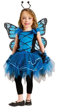 Ballerina Butterfly Costume - Family Friendly Costumes