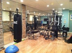 Dream home with a gym in it!