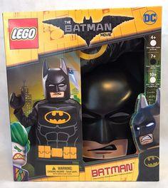 LEGO Batman Costume The Batman Movie Halloween Dress Up New Size Medium  | eBay Superman Halloween, Batman Costume For Kids, Childrens Halloween Costumes, Batman Costumes, Halloween News, Lego Halloween, Halloween 2017, Lego Girls, Fancy Dress For Kids