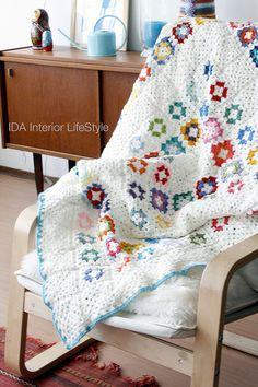 My second blanket {livingroom} by IDA Interior LifeStyle, via Flickr