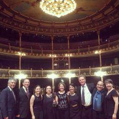 En el Teatro Nacional de Costa Rica con Syntagma Musicum