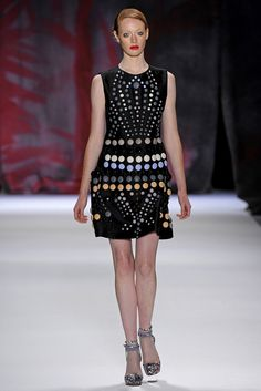 Cynthia Rowley Spring 2011 Ready-to-Wear Fashion Show - Emilia Nawarecka