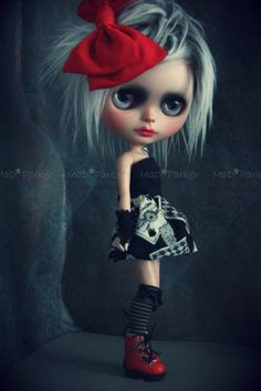 Frankie | by MaD✰Parker - Dolls & Customisation
