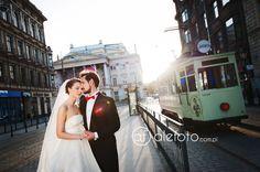 zdjęcia ślubne #Wrocław/ #wedding photos #Breslau