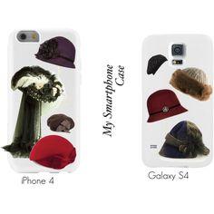 """Life's necessities - hats"" by maria-kuroshchepova on Polyvore"