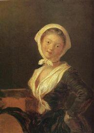 Jean-Honoré Fragonard, Barrel Organist 1780