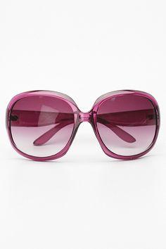 e66ff961822d8 Designer Inspired Glossy Sunglasses - Purple - 1309-3 Cheap Sunglasses