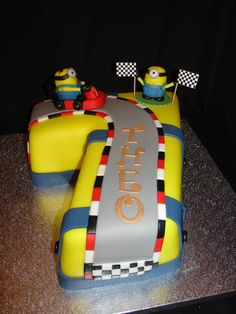 boy birthday cake ideas 7 year old Lego cake for my 7 year old