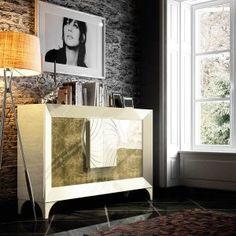 Aparadores de Diseño © Modernos y Clásicos【 100% CALIDAD 】 Modern Furniture Online, Organization, Console, Home Decor, Color, Drawer Pulls, Modern Furniture, Modern Design, Flats