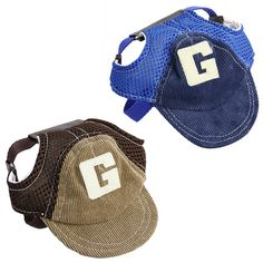 Delight eShop 1pcs Canvas Small Pet Baseball Hat, Summer Outdoor Sunbonnet with Ear Holes * Check out the image by visiting the link. (This is an affiliate link and I receive a commission for the sales) #MyPet