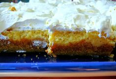 Mostly Food and Crafts: SRC - Freezable Lemon Bars