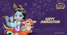 #DiamondRummyIf things are happening according to your wish you are lucky.But if not, it's happening according to Krishna's wish,#OnlineRummy Team DiamondRummy wishing you Happy Krishna Janmashtami! https://www.diamondrummy.com