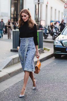 Olivia Palermo skirt