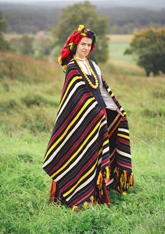 Samogitian folk costume from Lithuania