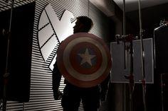 """Capitán América: El soldado de invierno"""""""