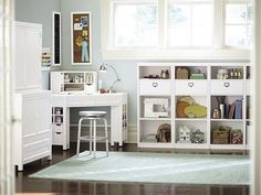Ive always loved this craft corner table for the incredible ive always loved this craft corner table for the incredible storage space but i just wish it was a little more funky martha stewart living c home watchthetrailerfo