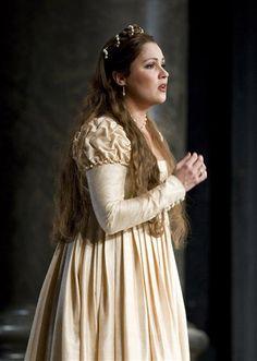 Anna Netrebko in Bellini's Opera  Il Capuletti e I Montecci....one of the greatest voices today