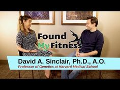 Dr. David Sinclair on Informational Theory of Aging, Nicotinamide Mononucleotide, Resveratrol & More - YouTube