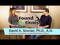 David Sinclair on Informational Theory of Aging, Nicotinamide Mononucleotide, Resveratrol & Found My Fitness, Theories Of Aging, David Sinclair, Reverse Aging, Harvard Medical School, Health Talk, Mind Body Spirit, Science News, Genetics