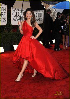 Maria Menounos - Golden Globes 2010 Red Carpet
