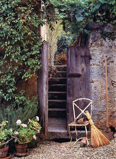 old world garden; Pinvolve