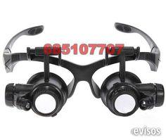 Gafas con lupa para joyero, relojero con lentes intercambiables  Gafas con lupa para joyero, relojero con lentes intercambi ..  http://malaga-city.evisos.es/gafas-con-lupa-para-joyero-relojero-con-lentes-intercambiables-id-660566