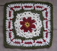 """Ravelry: Back-To-School FALL 9"""" and 12"""" Afghan Block Square pattern by Margaret MacInnis"""